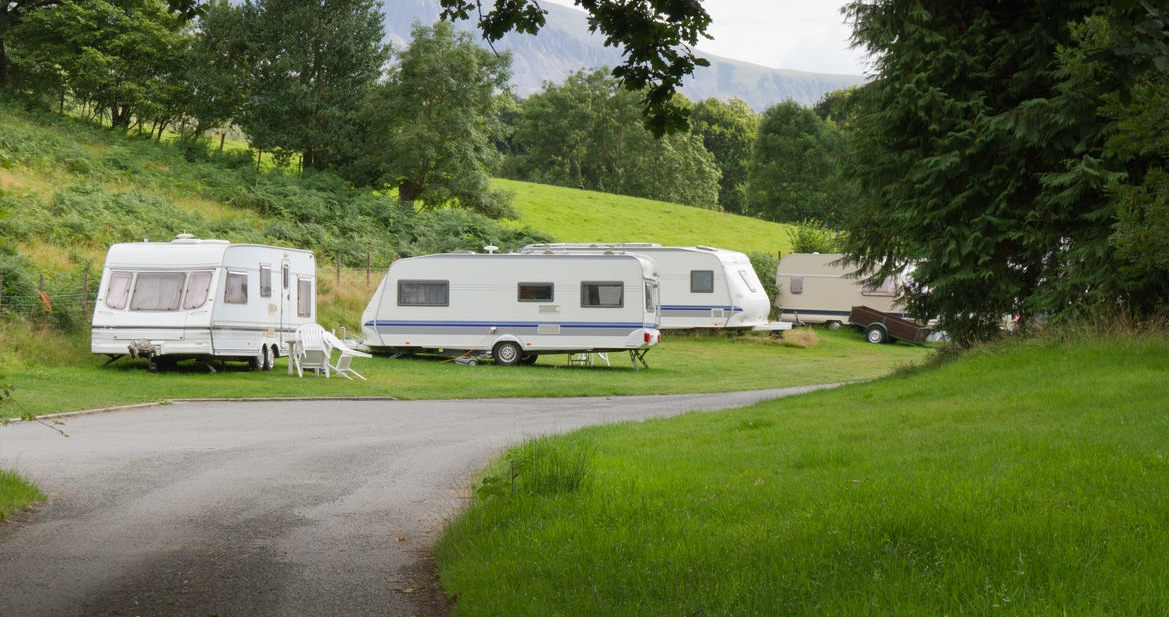 Travellers on your land