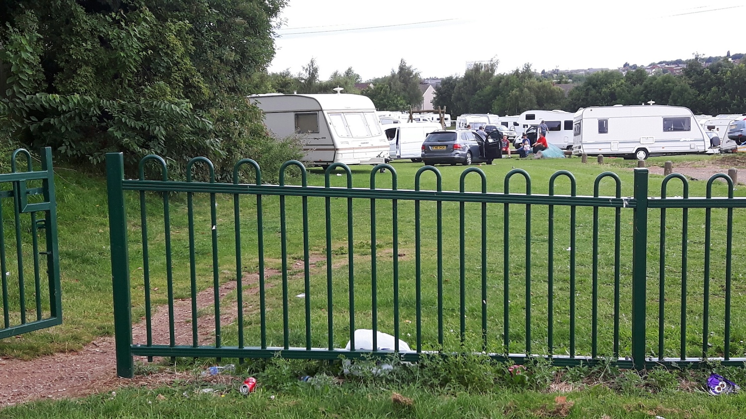 Removal of Travellers from your land or property